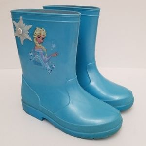 Disney Shoes - Frozen Rain Boots